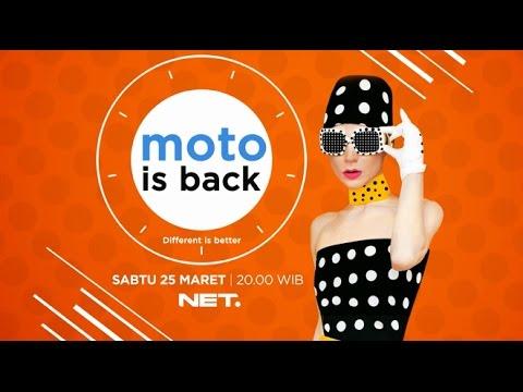 download lagu MOTO IS BACK - 25 Maret 2017 gratis