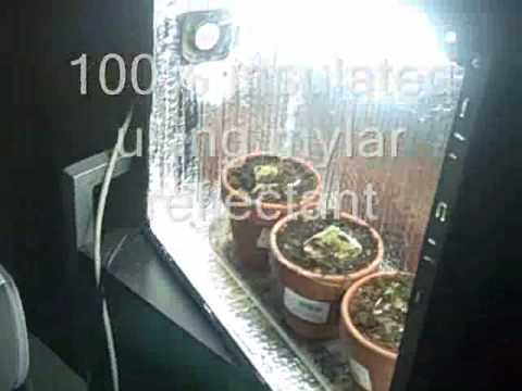 PC Micro Grow Box: Stealth marijuana growing