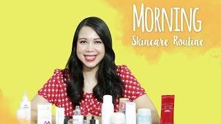 Morning Skincare Routine | Skincare 101