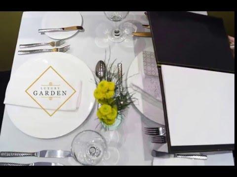 Luxury Garden Restaurant - Hotel 93 Luxury Suites & Residences by Bluedoors