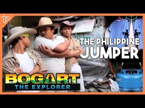 Bogart The Explorer - The Philippine Jumper