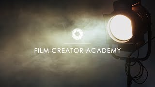 THE FILM CREATOR ACADEMY | Julian Melanson | 60 Second Trailer