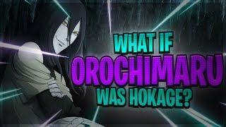 What If Orochimaru Was Named Fourth Hokage?