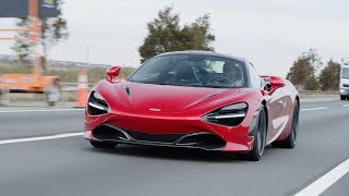Top 5 McLaren 720S Features! [Auto Focus Ep. 4]
