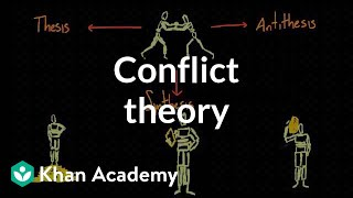 Download Lagu Conflict theory | Society and Culture | MCAT | Khan Academy Gratis STAFABAND