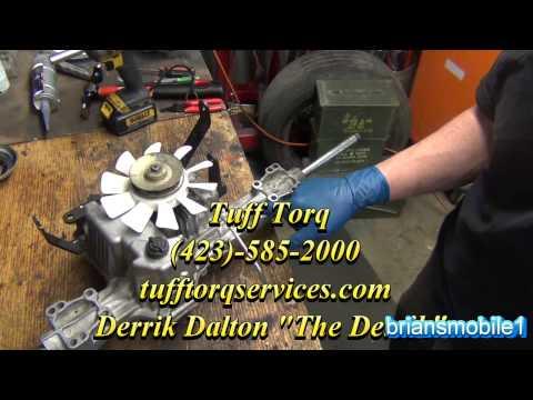 Part 2 John Deere L-Series Transmission Repair Rebuild Parts Req'd