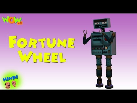 Fortune Wheel - Motu Patlu in Hindi WITH ENGLISH, SPANISH & FRENCH SUBTITLES thumbnail