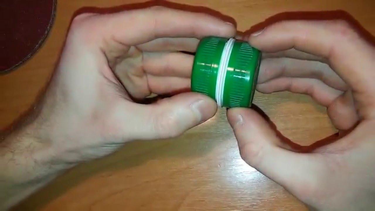 Как сделать крышку для бутылки своими руками 99