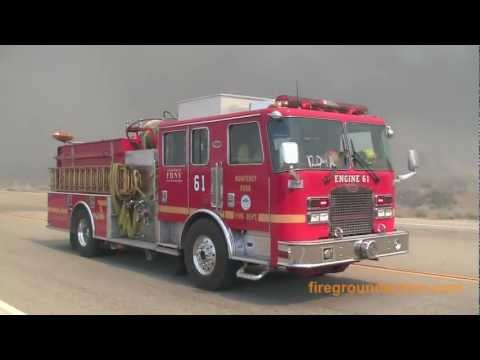 Crown I/C Wildfire - Los Angeles County