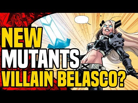 The New Mutants: Possible Villain Revealed ( Who Is Belasco )