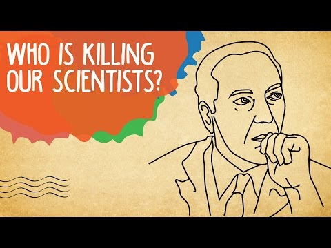 Who is Killing Our Scientists?   Whack and Epified