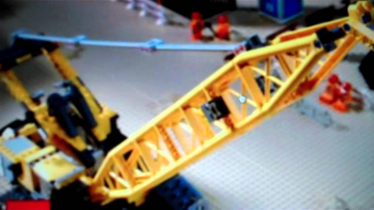 Lego City Crane Lego City Crawler Crane
