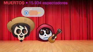 Coco contada por emojis    Oh My Disney