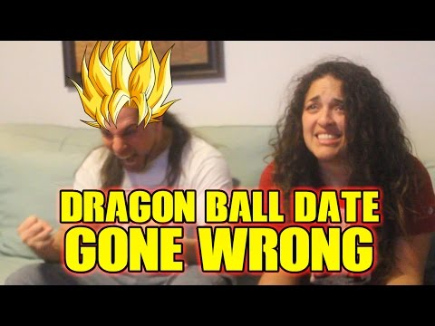Dragon Ball Z Date GONE WRONG