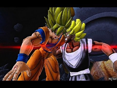 Dragon Ball Z:Ultimate Tenkaichi: [Kogu Saga] Kogu Vs Goku