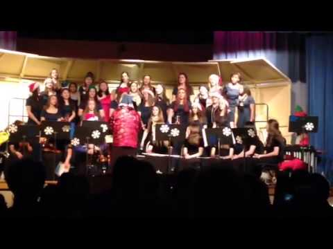 Ladywood High school choir