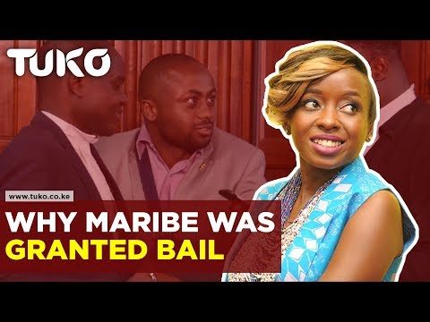 Kenya News Today: This Is Why Jacque Maribe Was Granted Bail | Tuko TV
