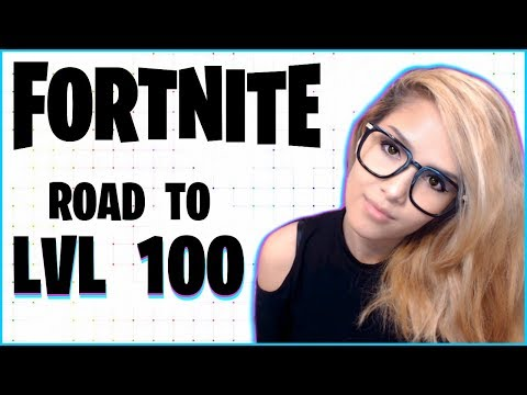 NEW SKINS, ITEMS, WEAPONS??? Road to LVL 100 | Fortnite Battle Royale | Live with Rebelle