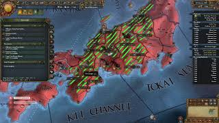 Japan EU4 - Let's (learn how to) Play - 14