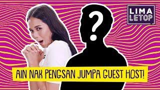 Download Lagu LimaLetop! | Ain Edruce Nak Pengsan Jumpa Guest Host! Gratis STAFABAND