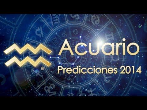 Acuario Predicción 2014 | Tarot Alicia Galván