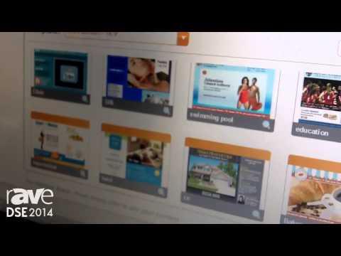 DSE 2014: Novisign Showcases Web-Based Digital Signage Content Creator