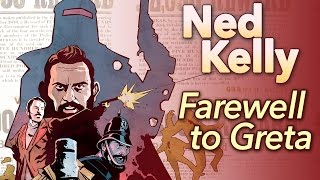 "♫ Ned Kelly: ""Farewell to Greta"" - Sean and Dean Kiner - Extra History Music"