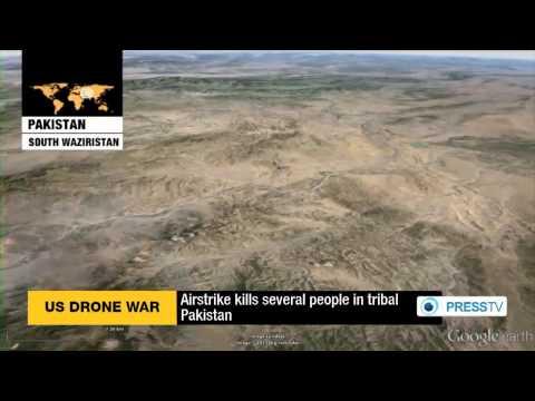 Six People Killed By U.S. Drone Strike In Tribal Pakistan