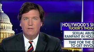 HOLLYWOOD IS DEAD AFTER WHAT TUCKER CARLSON JUST EXPOSED TO JEFF SESSION AND THE DOJ! THIS IS HOT!