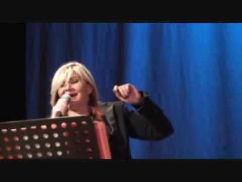 Aida Cooper  Amanti (cover Mia Martini)