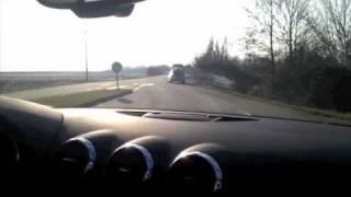 Audi TT RS DSG - S-Tronic - On Board