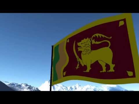 National Anthem Of Sri Lanka - Sri Lanka Matha video