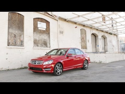 Mercedes-Benz C-Class Video Review -- Edmunds.com