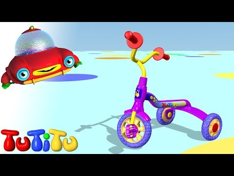 TuTiTu Toys | Tricycle