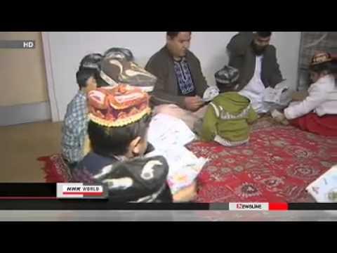 Pakistani Uyghur news update NHK TV Japan World News English