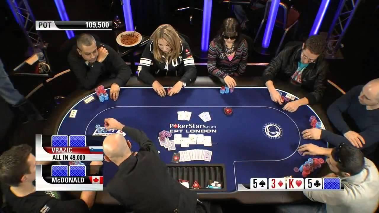Watch ept poker live