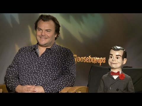 'Goosebumps': Jack Black & Slappy On Making A Scary Film For A New Generation