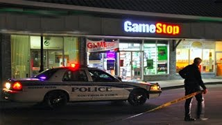 BANNED FROM GAMESTOP FOREVER