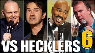 Famous Comedians VS. Hecklers (Part 6/6)
