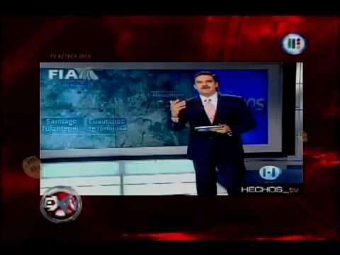 Extranormal El impacto del OVNI Caso Puebla Hidalgo 1/4