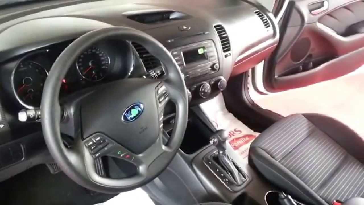 Interior Nuevo Kia Cerato Pro 2014 Video Review