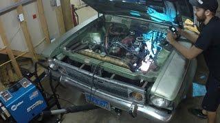 Finnegan's Garage Ep. 15: The Green Hornet Project-Part 1