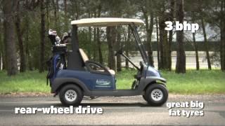 Will it Drift? Golf cart - autocar.co.uk
