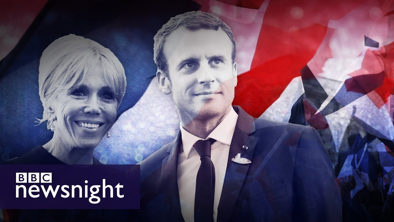 President Emmanuel Macron: a progress report - BBC Newsnight