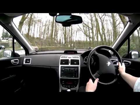 Virtual Test Drive 2 Peugeot 307 2 0 Quicksilver