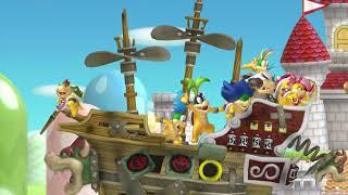 Let´s Fail Super Mario Bros U Part 32 - Das große Finale