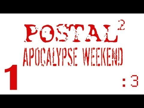 Давайте Почтальонить в Postal 2: Apocalypse Weekend :3 #1