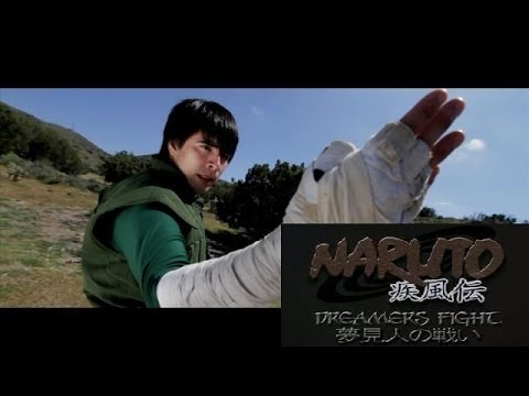 Extended Rock Lee Opening Training Sequence (Naruto Shippuden Dreamers Fight Movie) Image 1