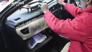 Almani Android Panel | 5D Car Floor Mats | Shaharyartraders