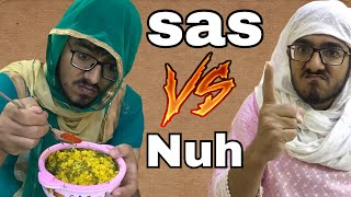 Sas V/S Nuh | Sindhi Comedy Video | Sindhi Funny Video | Doing Anything